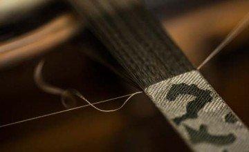 Making Of The Tudor Fabric Straps