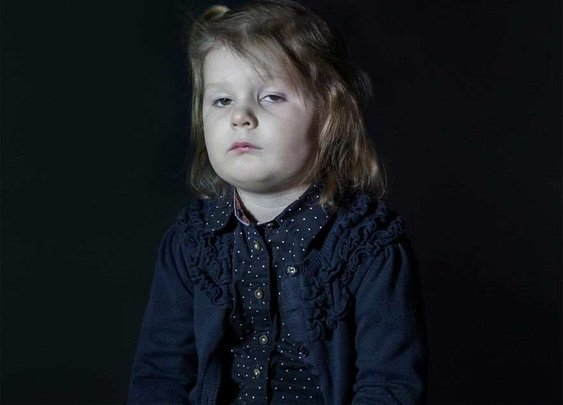 Donna Stevens Photographed How TV Affects Your Child