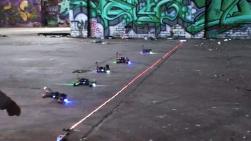 Underground FPV Drone Racing is the Geek Sport of the Future