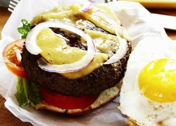 10 Burgers for Summer