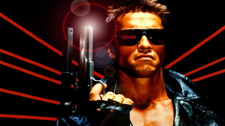 'Terminate Our Love', The Rejected Music Video From the Original TERMINATOR | Nerdist