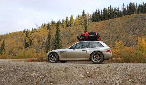 Inuvik or Bust: To the End of the Earth in a BMW M Coupe | Expedition Portal