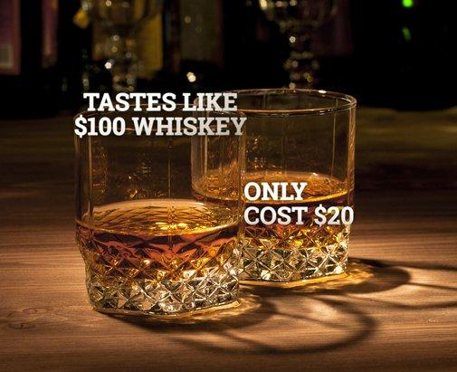 The Best Whiskeys For Your Money