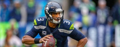 Russell Wilson of Seattle Seahawks says he will play hard for $25M or $1.5M