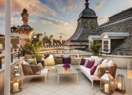 A look inside the Dome Penthouse at Hotel Café Royal London
