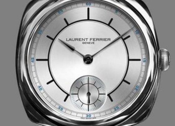 Laurent Ferrier Galet Square For Only Watch 2015