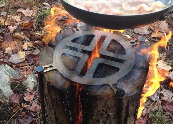 MITI - The Swedish Log Stovetop - Men's Gear