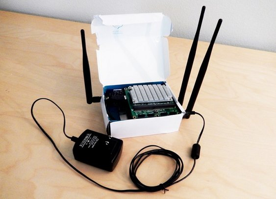 New Device Can Transmit a Wi-Fi Signal 2.5 Miles
