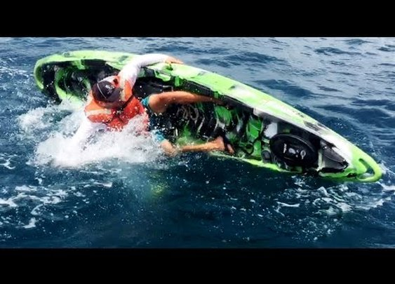 Shark Capsizes Boat: Angler Swims For Life Then Catches Shark