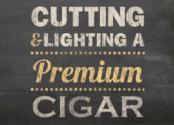 Cutting and Lighting a Premium Cigar - FAQ - PipesandCigars.com