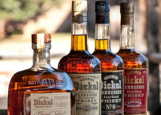 Those Pre-Pro Whiskey Men!: George Dickel: The Name, the Fame, and the Fable