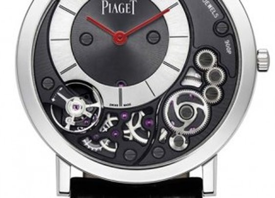 Piaget Altiplano 900P for Only Watch - World's Thinnest Hand-Wound Mechanical Watch 3.65 mm