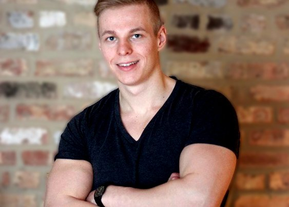 Oskar Faarkrog: From Skinny Fat To Being Ripped & Inspiring Thousands