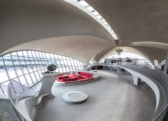 Explore the TWA Terminal, a Pristine Time Capsule From 1962