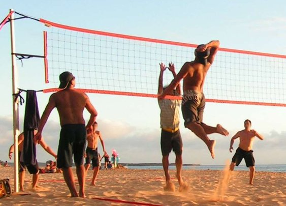 Best Sports to Play | List of the Most Fun