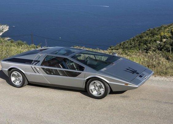 Maserati Boomerang, a retro-future dream machine- Men's Gear