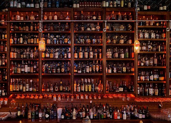 The Top Bourbon Bars in America - The Bourbon Review