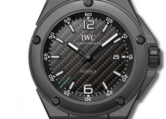 "IWC Ingenieur Automatic Edition ""Tribute to Nico Rosberg"" for Only Watch 2015"