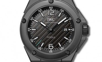 """IWC Ingenieur Automatic Edition """"Tribute to Nico Rosberg"""" for Only Watch 2015"""
