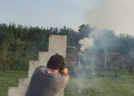 Fireworks & FiringBack