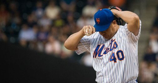 Defying Time and Space : Bartolo Colon