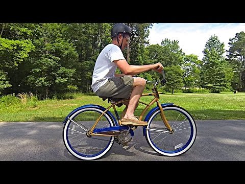 The Backwards Brain Bicycle: Could you ride it?