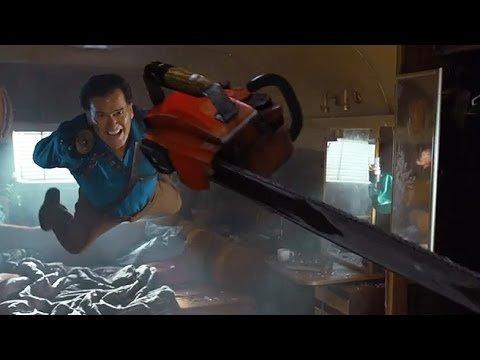 Ash vs Evil Dead - Official Trailer (HD) 2015, Bruce Campbell - YouTube