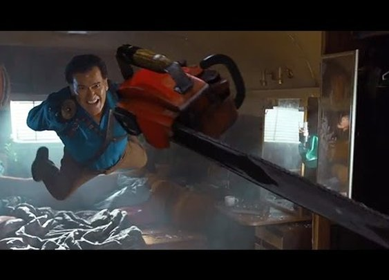 Ash vs Evil Dead - Official Trailer (HD) 2015, Bruce Campbell - YouTube