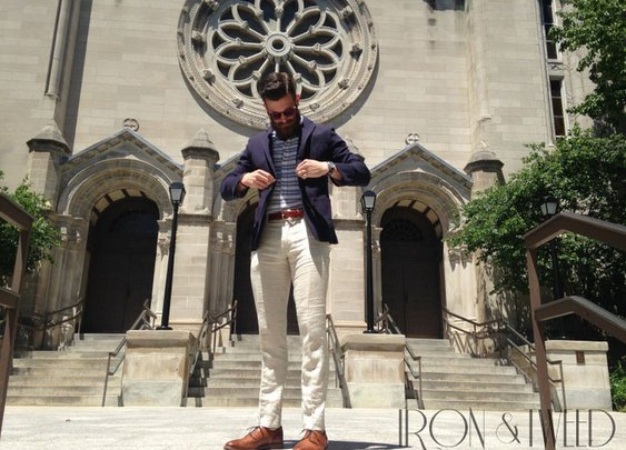 Interested in Men Style? Iron&Tweed Has You Covered