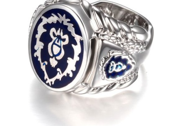 World of Warcraft - Alliance Signet Ring