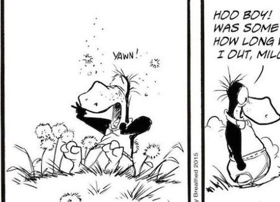 Bloom County 2015 Debuts on Facebook Today