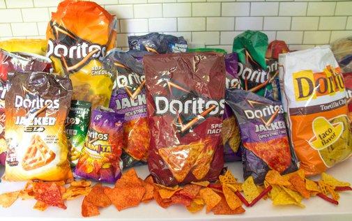 Every Doritos Flavor, Ranked