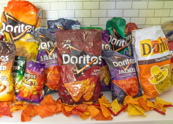Every Doritos Flavor, Ranked