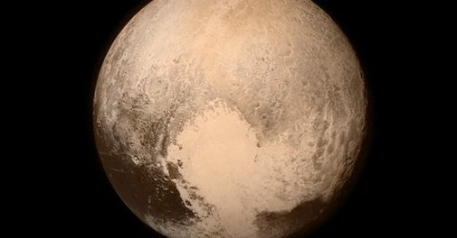 NASA's New Horizons Spacecraft Completes Flyby of Pluto