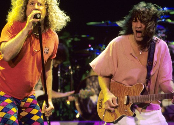The 9 Saddest Eddie Van Halen Stories From Sammy Hagar's Rolling Stone Article