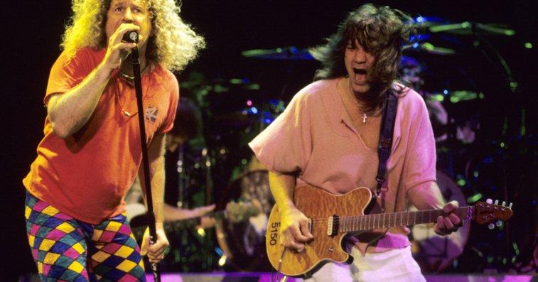 The 9 Saddest Eddie Van Halen Stories From Sammy Hagar's Rolling Stone Article