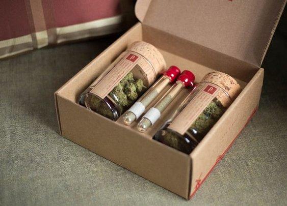 Potbox- Premium Marijuana Subscription Club - Men's Gear