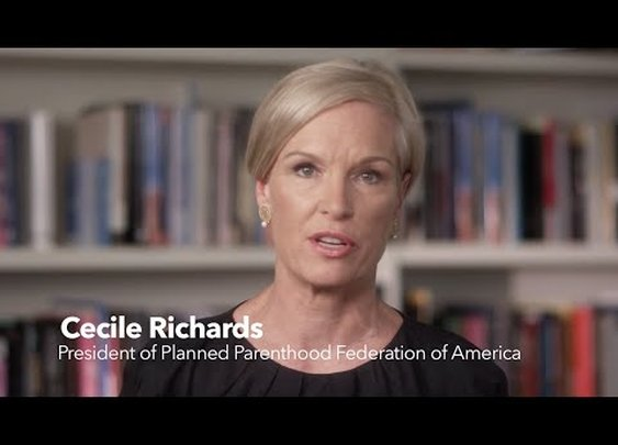 Planned Parenthood CEO Cecile Richards' Attempt To Dismiss Viral Video Backfires! - YouTube