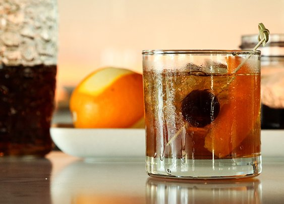 How to Make: Percy & Small Old Fashioned