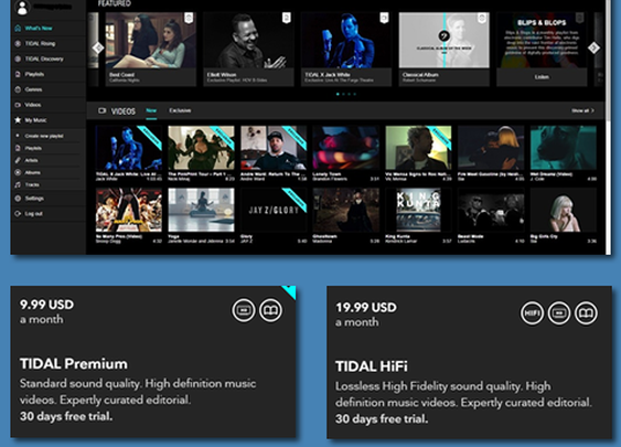Tidal Voucher Codes | Tidal HiFi Subscription Codes