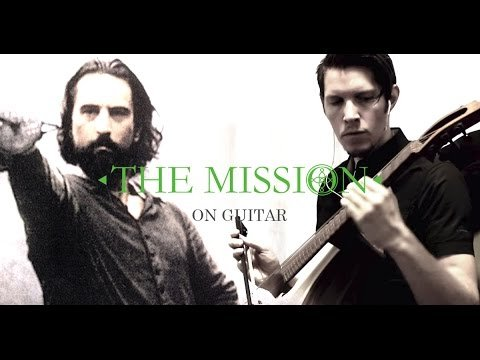 The Mission - Ennio Morricone - On Guitar - Acoustic Labs - YouTube