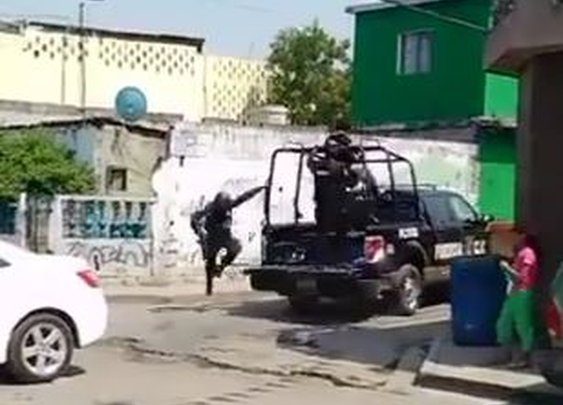 Mexican SWAT Fail