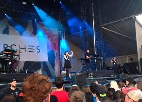 CHVRCHES announce US and European tour dates - AXS