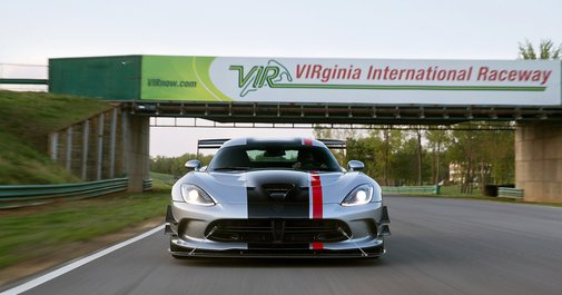 $117,500 for a Viper ACR? That's a Steal | WIRED