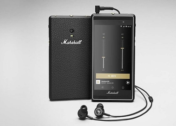 Marshall London Smartphone - Men's Gear