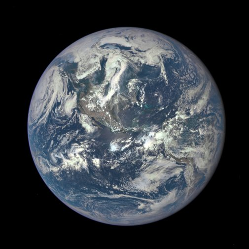 A New Blue Marble
