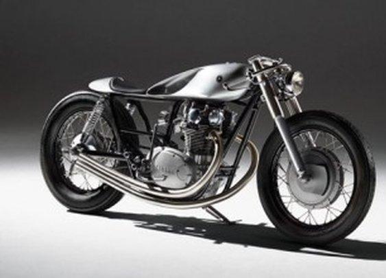 Yamaha XS650s by Auto Fabrica