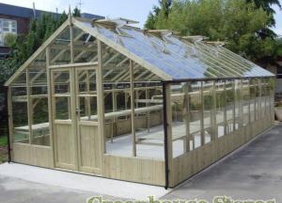 Swallow Greenhouses - Greenhouse Stores