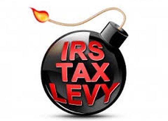 Wage Garnishment - IRS Levy Help