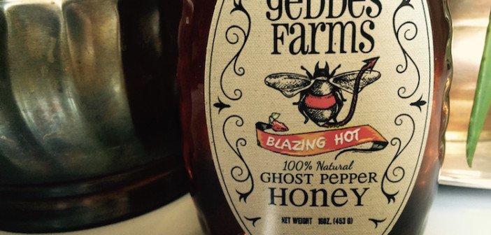 Geddes Farms Ghost Pepper Honey: Sinfully Good